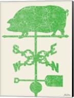 Weather Vane Hog Fine-Art Print