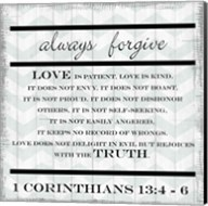 Always Forgive Fine-Art Print