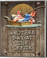 Another Day at the Office Fine-Art Print