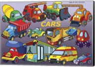 Cars Fine-Art Print