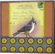 Carte Postale Bird 2 Fine-Art Print