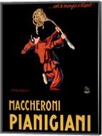 Maccheroni Pianigiani 1922 Fine-Art Print