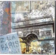 Paris Arc Fine-Art Print