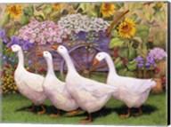 Garden March III Fine-Art Print
