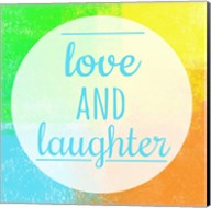 Laughter Fine-Art Print