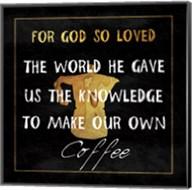 God Loves Us Fine-Art Print