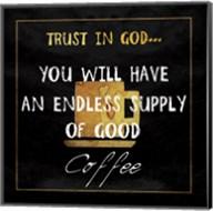 God's Coffee Fine-Art Print