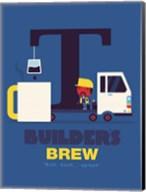 Builders Brew Fine-Art Print