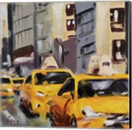 New York Taxi 6 Fine-Art Print