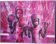 Boxers Guard Ya Grill Fine-Art Print