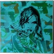 Revolver Greens Fine-Art Print
