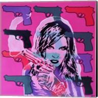 Revolver Pinks Fine-Art Print