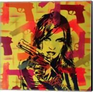 Revolver Yellows Fine-Art Print