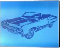 Muscle Car 1 Fine-Art Print