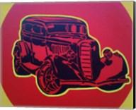 Muscle Car 3 Fine-Art Print