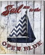Sail Me Fine-Art Print