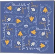 Hanukkah 4 Fine-Art Print