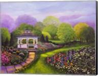Gazebo Park Fine-Art Print