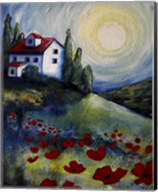 Summer House Fine-Art Print