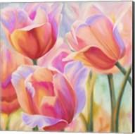 Tulips in Wonderland II Fine-Art Print