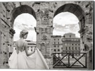 From the Colosseum, Rome Fine-Art Print