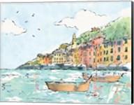 Portofino I Fine-Art Print