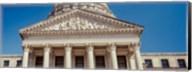 Government building, Mississippi State Capitol, Jackson, Mississippi Fine-Art Print