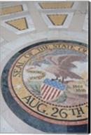 Mississippi,  Illinois Memorial Fine-Art Print