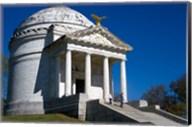 Illinois Memorial, Vicksburg, Mississippi Fine-Art Print