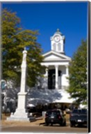 Lafayette County Courthouse, Oxford, Mississippi Fine-Art Print