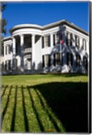 Governor's Mansion in Jackson, Mississippi Fine-Art Print