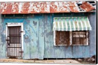Mississippi, Natchez Abandoned house Fine-Art Print