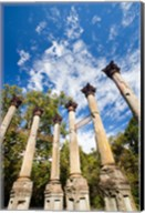 Mississippi, Windsor Ruins, plantation house Fine-Art Print