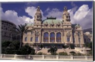 Monte Carlo Casino, Monaco Fine-Art Print