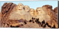 View of Mount Rushmore, South Dakota Fine-Art Print