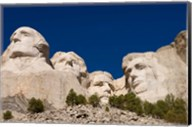 Mount Rushmore, Keystone, Black Hills, South Dakota Fine-Art Print