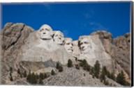 Mount Rushmore National Memorial, South Dakota Fine-Art Print