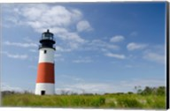 Sankaty lighthouse, Nantucket Fine-Art Print