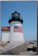 Nantucket Brant Point lighthouse Fine-Art Print