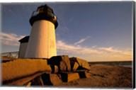 Massachusetts, Nantucket, Brant Point lighthouse Fine-Art Print