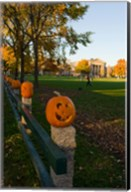Dartmouth College Green, Hanover, New Hampshire Fine-Art Print