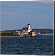 Rose Island Lighthouse, Newport, Rhode Island Fine-Art Print