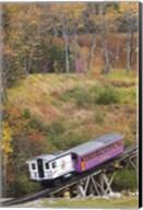 New Hampshire, Bretton Woods, Mount Washington Cog Railway Fine-Art Print