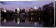 Atlanta at Dusk Fine-Art Print