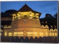 Temple of the Sacred Tooth Relic, Kandy, Sri Lanka Fine-Art Print