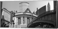 Grand Central Station, Madison Avenue, New York Fine-Art Print