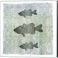 Life Is Better At The Lake Bass Fine-Art Print