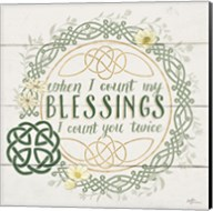 Irish Blessing II Fine-Art Print