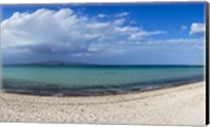 Tecolote Beach in La Paz, Baja California Sur, Mexico Fine-Art Print
