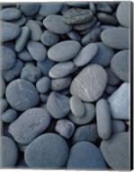 Beach Rocks on Rialto Beach, Olympic National Park, WA Fine-Art Print
